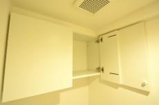 デュオ・スカーラ赤坂Ⅱ トイレ吊戸棚