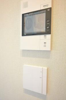 オープンレジデンシア南青山 TVモニター付きインターホン