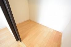 シャトー赤坂台 5.4帖洋室のWIC
