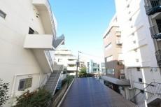 シャトー赤坂台 4.7帖洋室眺望