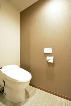 シャトー赤坂台 トイレ