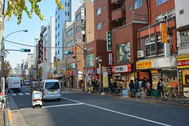 ヴェラハイツ新宿 周辺