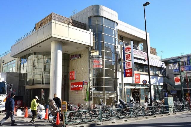 駒沢コーポラス 商店街