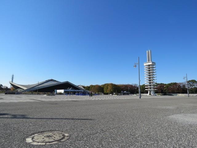 シャトレー駒沢 駒沢オリンピック公園