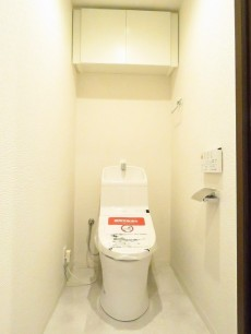 学芸大学グリーンハイツ トイレ