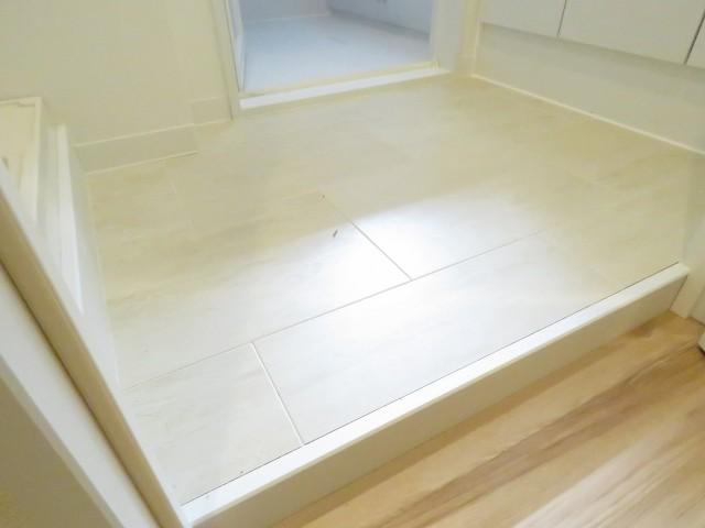 駒沢コーポラス 洗面室