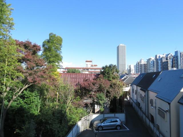 駒沢コーポラス 眺望
