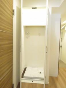 ヴェラハイツ新宿 洗濯機置場