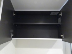 ヴェラハイツ新宿 トイレ収納