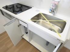 ヴェラハイツ新宿 キッチン
