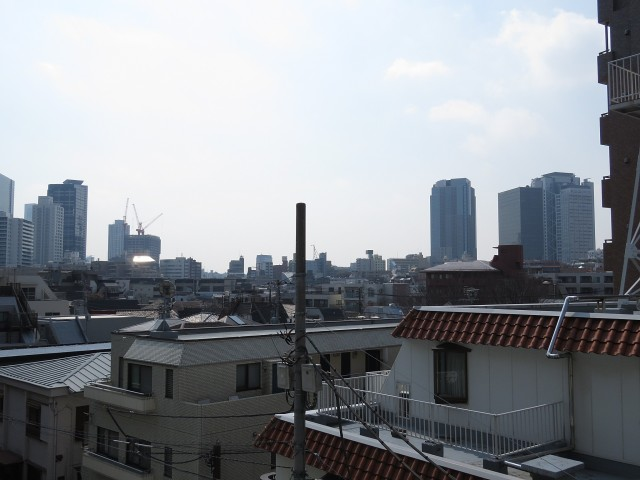 ヴェラハイツ新宿 眺望