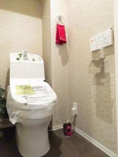 ニューウェルハイツ奥沢 トイレ