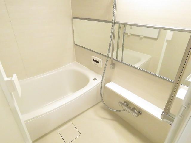 シャンボール尾山台 バスルーム