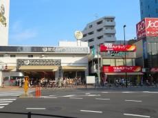 東武ハイライン高輪 周辺