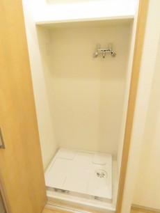 シャトレー駒沢 洗濯機置場