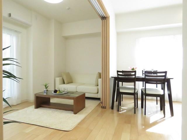 シャトレー駒沢 DK+洋室