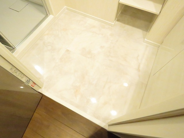 東武ハイライン高輪 洗面室