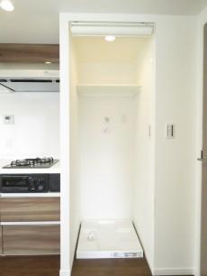 東武ハイライン高輪 洗濯機置場