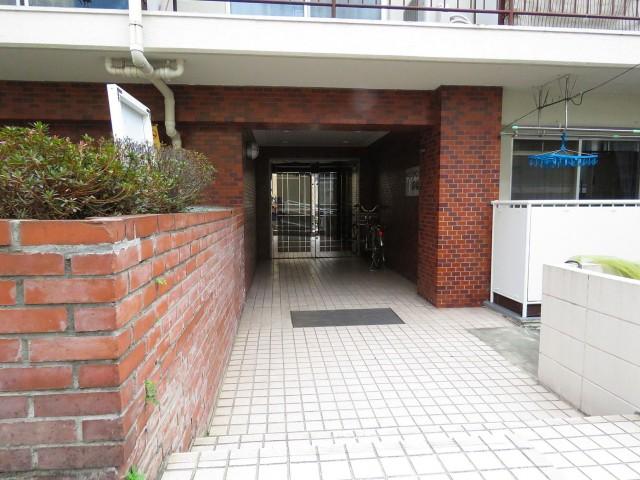 東武ハイライン高輪 エントランス