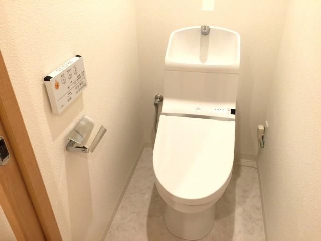 五反田南ハイツ トイレ