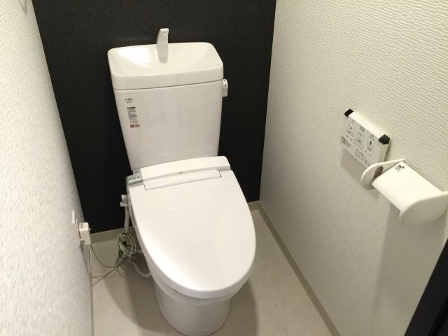クレール島津山 トイレ