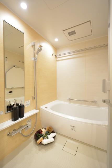 藤和三軒茶屋ホームズ 浴室