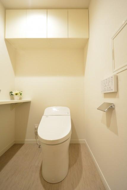 藤和三軒茶屋ホームズ トイレ