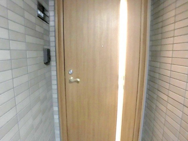 マートルコート恵比寿南Ⅱ 玄関