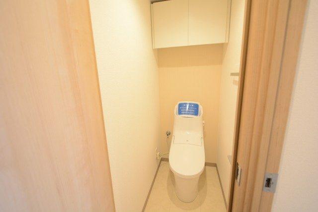 コスモ目黒パルティエ トイレ