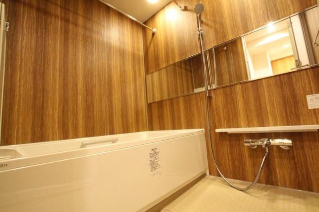 ライオンズマンション馬事公苑第2403 バスルーム