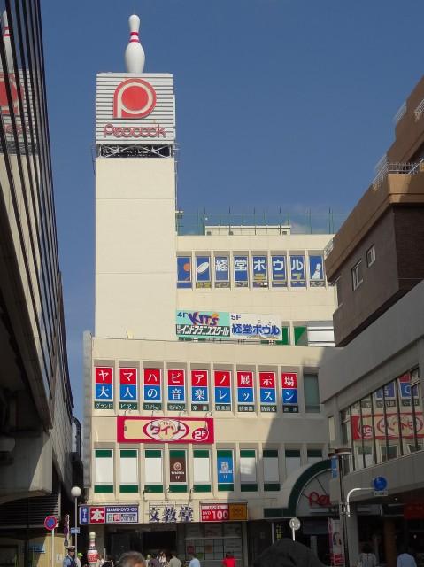 ソフィア経堂_商店街