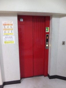 ライオンズマンション白金 エレベーター
