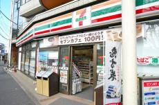 千歳船橋ハイム_駅周辺