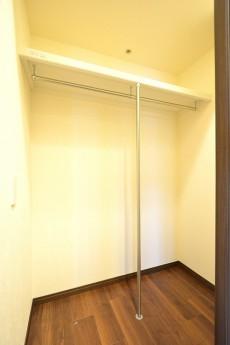 リシェ広尾 4.5帖洋室のWIC