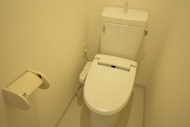 セザール第2上北沢 トイレ