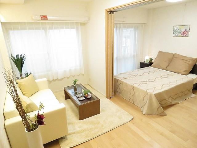 ライオンズマンション白金 LDK+洋室