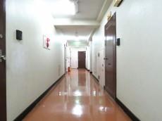 ライオンズマンション白金 共用廊下