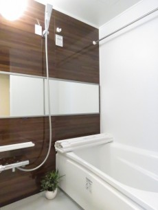 ニューライフ等々力 バスルーム