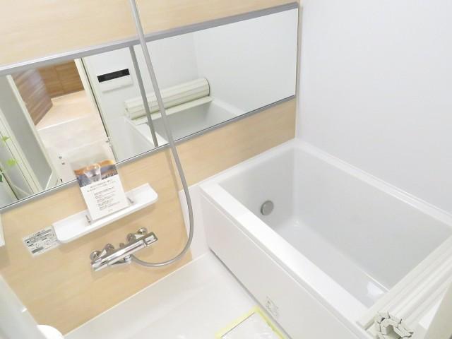 ハイライフ高田馬場 バスルーム