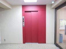 日商岩井第1玉川台マンション エレベーター
