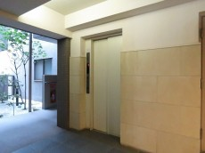 上野毛南パークホームズ エレベーター
