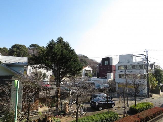 上野毛南パークホームズ 眺望