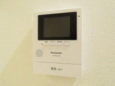 ニュー渋谷コーポラス TVモニター付きインターホン