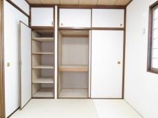上野毛南パークホームズ 和室約6.0帖