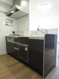 ウエスト経堂マンション キッチン