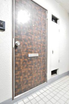 クレール八幡山 (3)玄関