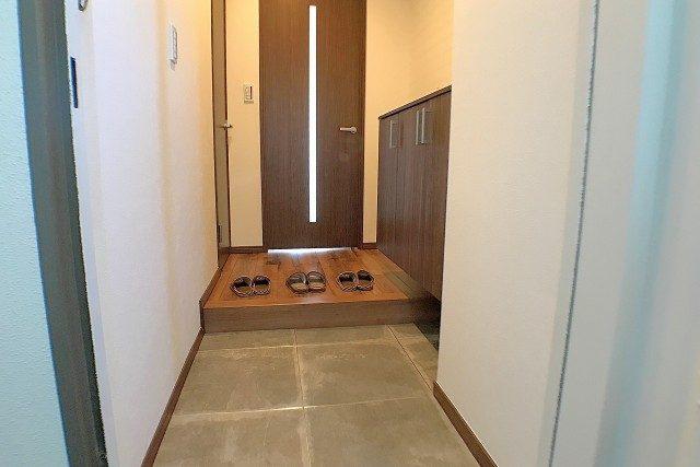 デボスハイツ 玄関