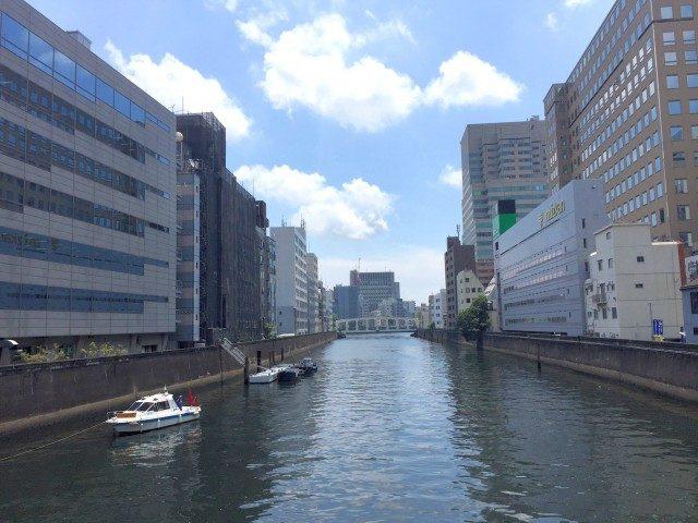 ラインコーポ箱崎 (2) 運河が近くにあり散歩しててとても気持ち良い~