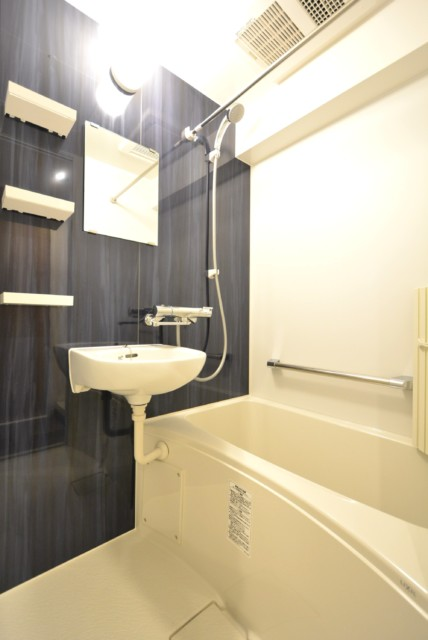 初台ハイツ 浴室