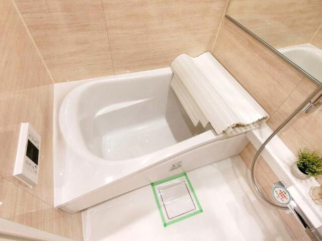 元赤坂マンション 浴室